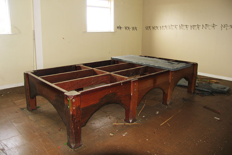 Atherfield_Bay_Holiday_Camp-Games_Room_Snooker_Table